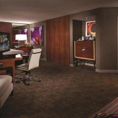 Отель SKYLOFTS at MGM Grand 4* Представительский люкс с различными типами кроватей фото 2
