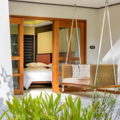 Отель Sheraton Maldives Full Moon Resort & Spa 5* Номер Делюкс с различными типами кроватей фото 2