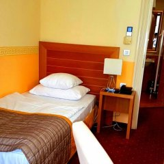 Отель Caruso Чехия, Прага - отзывы, цены и фото номеров - забронировать отель Caruso онлайн комната для гостей фото 4