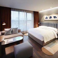 Отель RYSE, Autograph Collection Номер Editor с различными типами кроватей