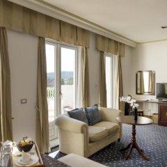 Eurostars Gran Hotel La Toja 5* Полулюкс с различными типами кроватей