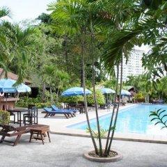 Palm Garden Hotel Паттайя бассейн фото 2