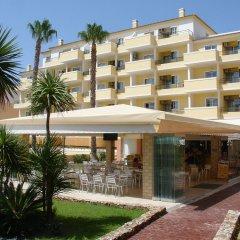 Отель Vitor's Plaza вид на фасад фото 2