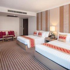 Отель Berkeley Pratunam 5* Роскошный номер