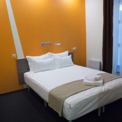 Гостиница Станция L1 Стандартный номер с окном в атриум с различными типами кроватей