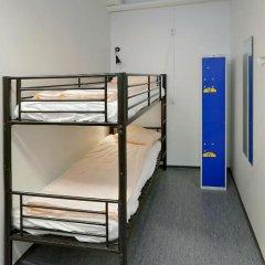 Отель CheapSleep Helsinki Кровать в женском общем номере с двухъярусной кроватью фото 3