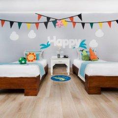 Отель Be Live Collection Punta Cana - All Inclusive 3* Семейный люкс Better together beach walk с различными типами кроватей