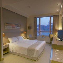 Отель The Salisbury - YMCA of Hong Kong Стандартный номер с различными типами кроватей