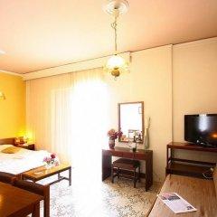 Отель 7 Palms Hotel Apartments Греция, Родос - отзывы, цены и фото номеров - забронировать отель 7 Palms Hotel Apartments онлайн комната для гостей фото 2