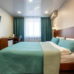Гостиница Аврора 3* Стандартный номер с двумя спальнями с различными типами кроватей фото 6