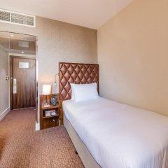 Отель Doubletree by Hilton London Marble Arch 4* Одноместный гостевой номер с различными типами кроватей