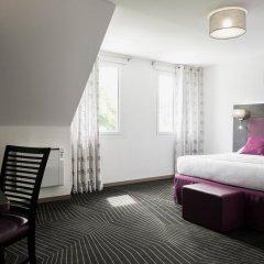 Hotel The Originals Beauvais City (ex Inter-Hotel) 3* Привилегированный номер с различными типами кроватей фото 6
