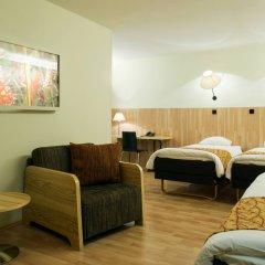 Отель Metropol (Таллинн) 3* Люкс с двуспальной кроватью фото 5