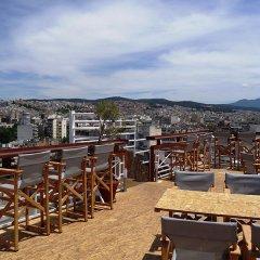 Отель CAPSIS Салоники гостиничный бар