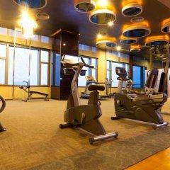 Vision Hotel фитнесс-зал