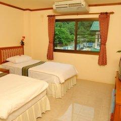 Отель Kata Noi Bay Inn пляж Ката комната для гостей фото 2