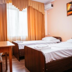 Гостиница Каштан Стандартный номер разные типы кроватей фото 6