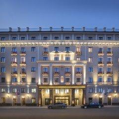 Отель Grand Hotel Kempinski Riga Латвия, Рига - 2 отзыва об отеле, цены и фото номеров - забронировать отель Grand Hotel Kempinski Riga онлайн вид на фасад фото 2