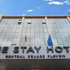 Отель The Stay Hotel Болгария, Пловдив - 2 отзыва об отеле, цены и фото номеров - забронировать отель The Stay Hotel онлайн вид на фасад фото 2