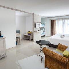 Отель Novotel Phuket Resort 4* Стандартный семейный номер с различными типами кроватей фото 2