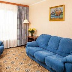 Гостиница Космос 3* Люкс с различными типами кроватей фото 2