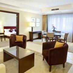 Corinthia Hotel Budapest 5* Улучшенные апартаменты с различными типами кроватей