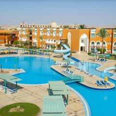 Отель SUNRISE Garden Beach Resort & Spa - All Inclusive Египет, Хургада - 9 отзывов об отеле, цены и фото номеров - забронировать отель SUNRISE Garden Beach Resort & Spa - All Inclusive онлайн бассейн фото 12