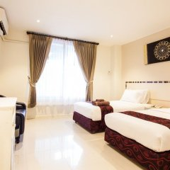 Отель Natural Beach Паттайя комната для гостей фото 15