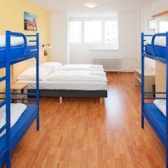 Отель a&o Prag Metro Strizkov 3* Стандартный номер с двуспальной кроватью фото 6