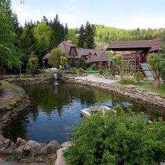 Гостиница Smerekovyi Dvir фото 3