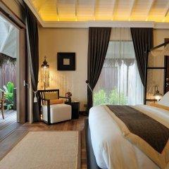 Отель Ayada Maldives 5* Люкс с различными типами кроватей фото 3