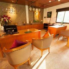 Отель Pinnacle Samui Resort интерьер отеля