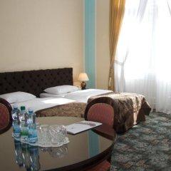Гостиница Жорж Львов комната для гостей фото 4
