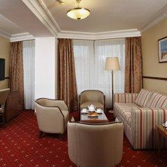 Гостиница Золотое кольцо 5* Семейный люкс разные типы кроватей фото 6