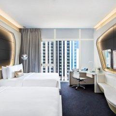 Отель W Dubai Al Habtoor City ОАЭ, Дубай - 1 отзыв об отеле, цены и фото номеров - забронировать отель W Dubai Al Habtoor City онлайн фото 6