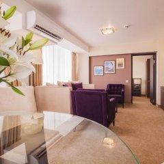 Гостиничный Комплекс Жемчужина 4* Бизнес люкс с различными типами кроватей фото 4
