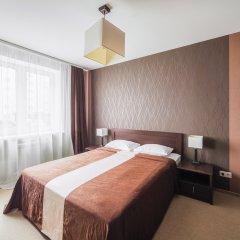 Гостиница Комплекс апартаментов Комфорт Улучшенные апартаменты с различными типами кроватей фото 10