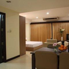 Отель Pinewood Residences Паттайя комната для гостей фото 3