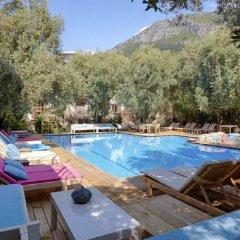 Oyster Residences Турция, Олудениз - отзывы, цены и фото номеров - забронировать отель Oyster Residences онлайн бассейн фото 2
