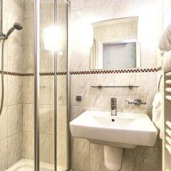 Отель Residence Brehova Прага ванная