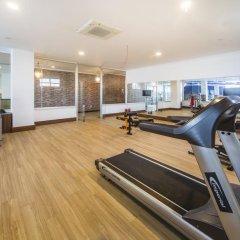 Отель Sun Star Resort - All Inclusive фитнесс-зал