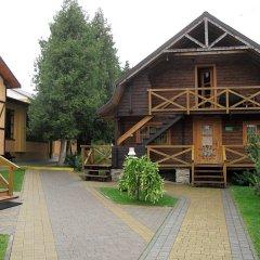 Гостиница Гала-Готель вид на фасад