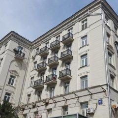 Хостел Artdeson на Ленинградском проспекте вид на фасад