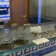 Grand Hotel Tiberio 4* Улучшенный номер с различными типами кроватей фото 10