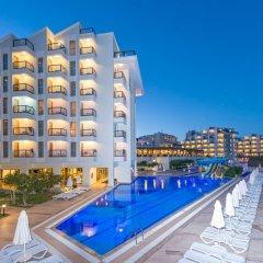 Отель Royal Atlantis Spa & Resort - All Inclusive Сиде вид на фасад
