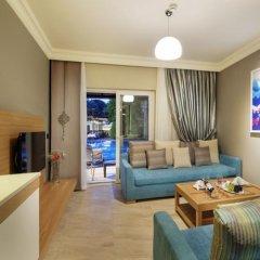 Papillon Ayscha Resort & Spa Турция, Белек - 10 отзывов об отеле, цены и фото номеров - забронировать отель Papillon Ayscha Resort & Spa - All Inclusive онлайн комната для гостей фото 4