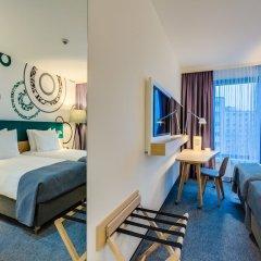Отель Holiday Inn Warsaw City Centre комната для гостей фото 3