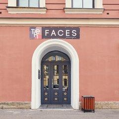 Гостиница The Faces Kaleidoscope в Санкт-Петербурге 2 отзыва об отеле, цены и фото номеров - забронировать гостиницу The Faces Kaleidoscope онлайн Санкт-Петербург вид на фасад