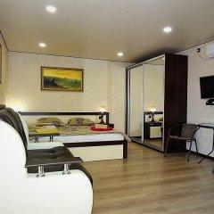 Мини-Отель Здоровье Улучшенный номер с различными типами кроватей фото 3