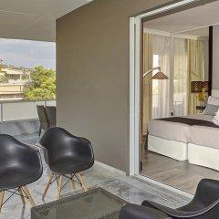 Athenian Riviera Hotel & Suites 3* Семейный номер Делюкс с различными типами кроватей фото 5